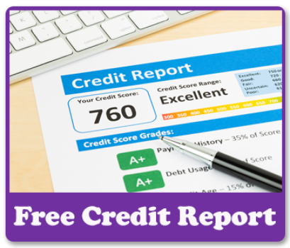 Free credit report - boost your home buying prospects!