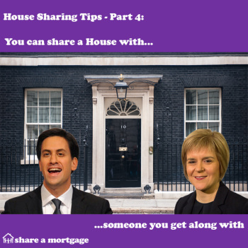 House Sharing Tips Part 4: Share with someone you get along with