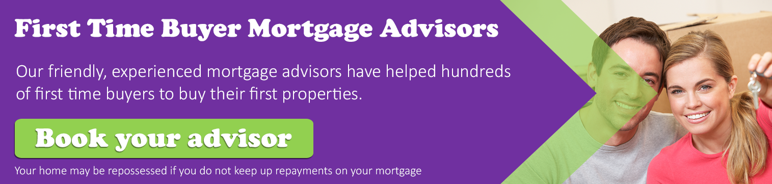 First time buyer mortgage advisors