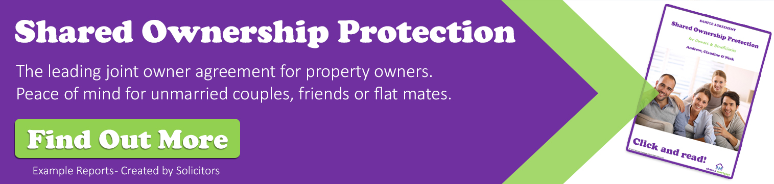 Get a Co-ownership Agreement for LGBT cohabiting/unmarried couples