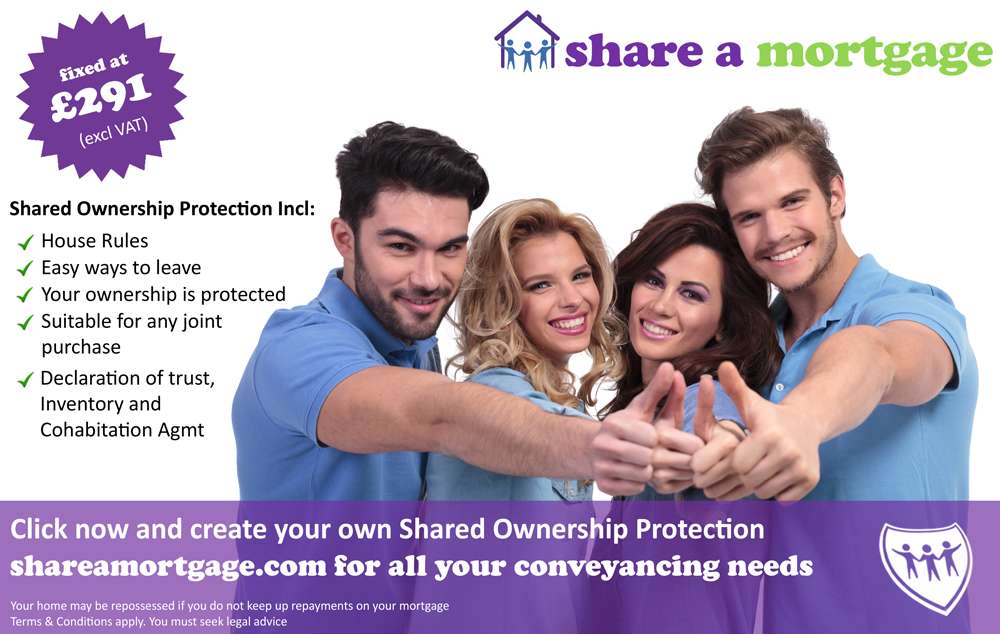 shared ownership protection, tenancy in common, cohabitation agreement